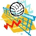 Volleyball on net in color.jpg