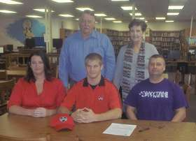 Brent Wildes-Signing Day