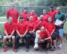 2012 Summer Coed Champs - New Balance