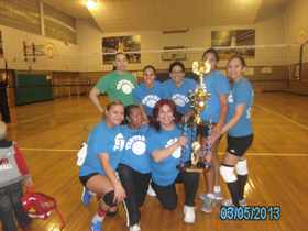 Las Tartaras - 2013 Volleyball Champs