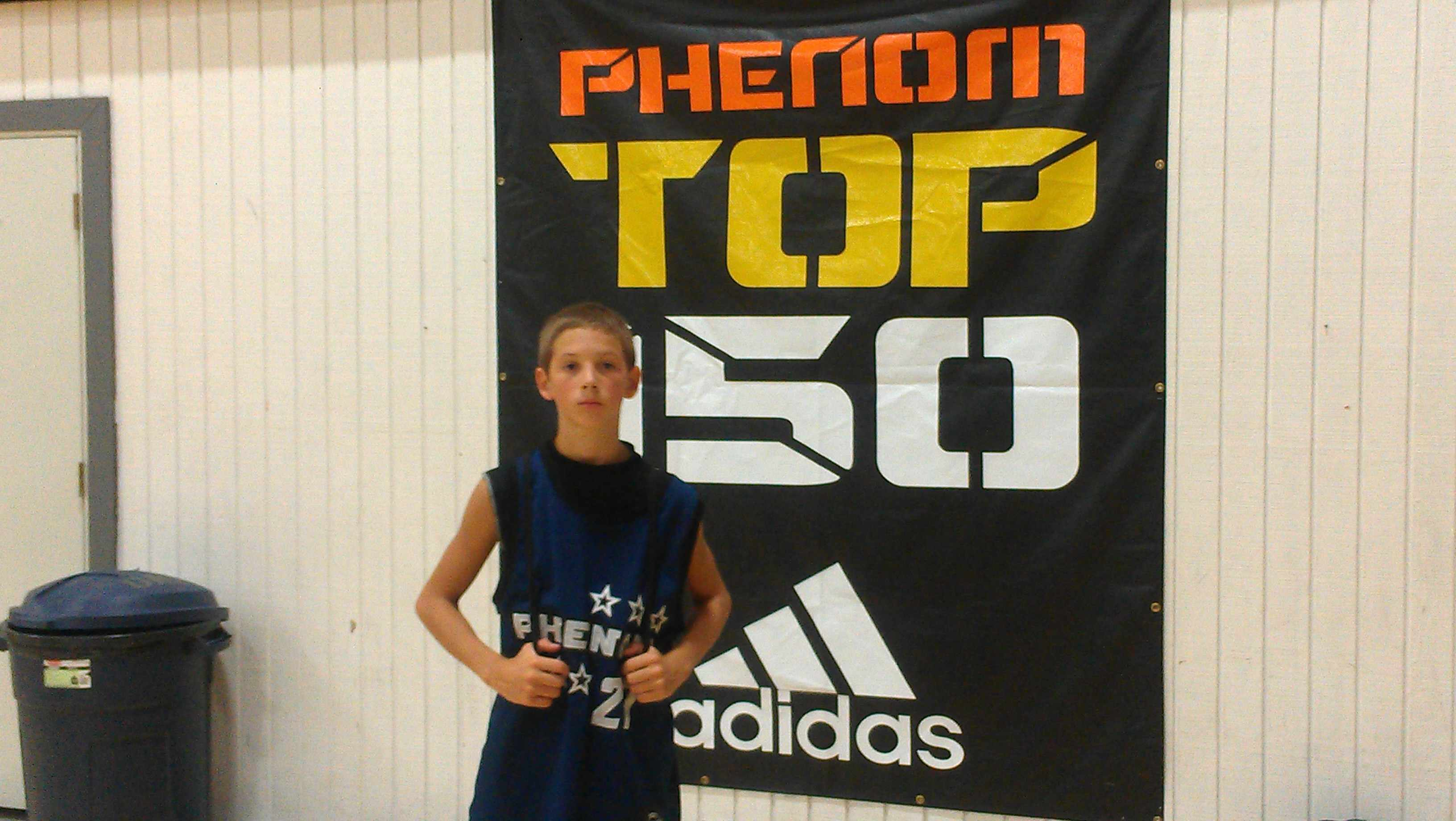 Weber at Phenom Top 150