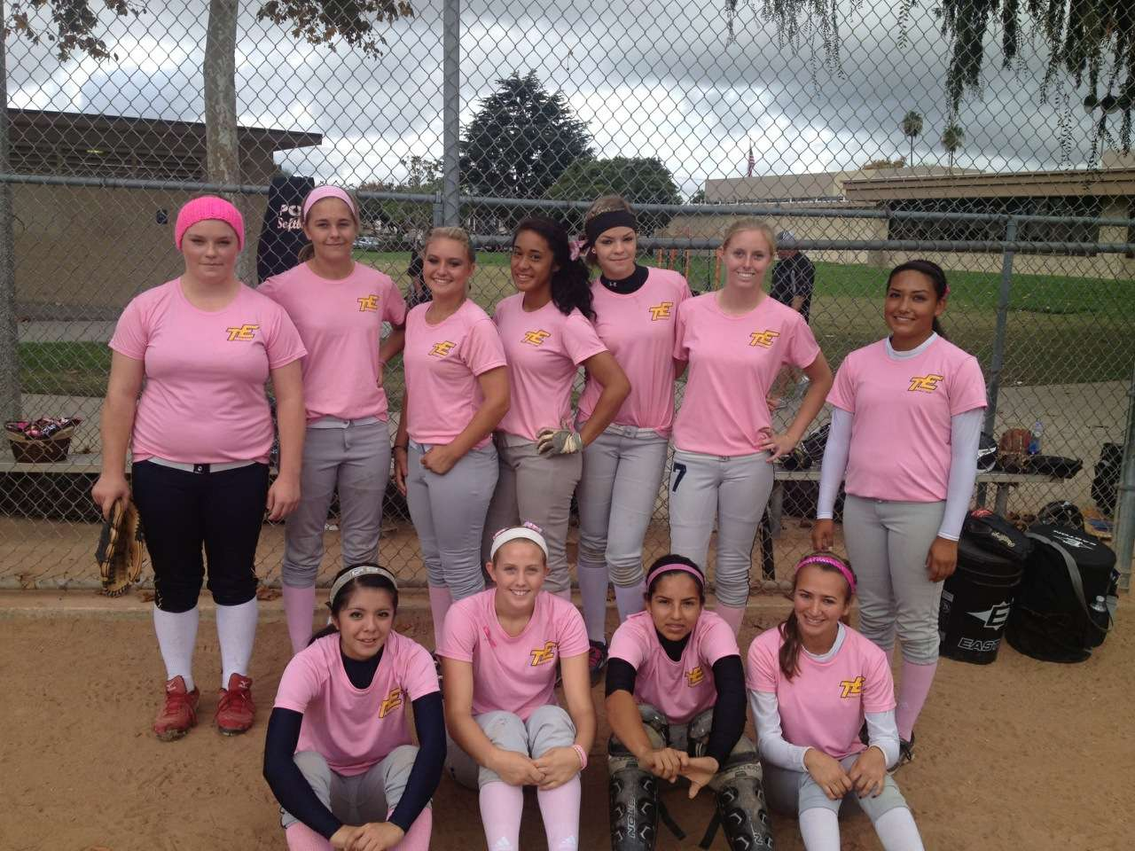 Team Easton Softball