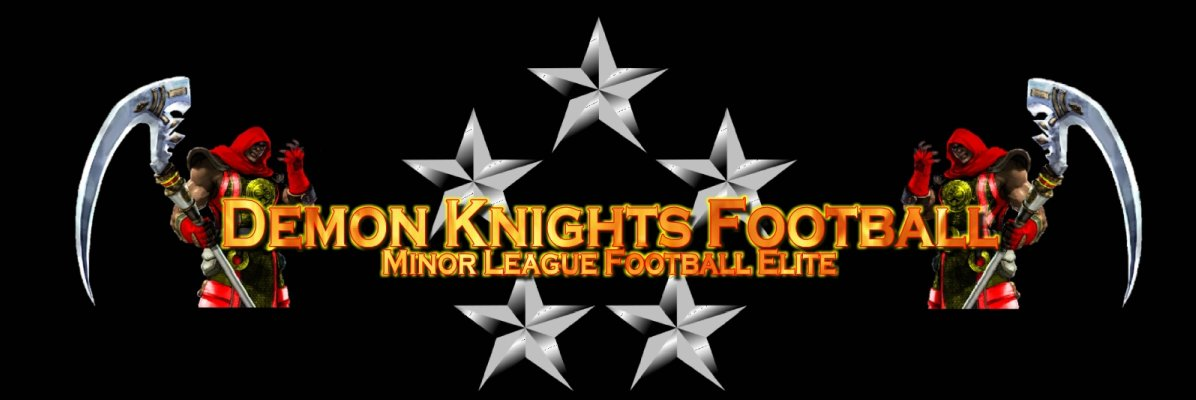Demon Knights Football
