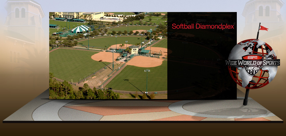 Softball Complex Disney