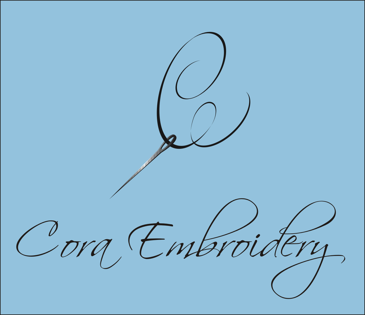 Cora Embroidery