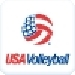 USA Volleyball Logo