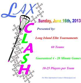 2013 Lax Clash