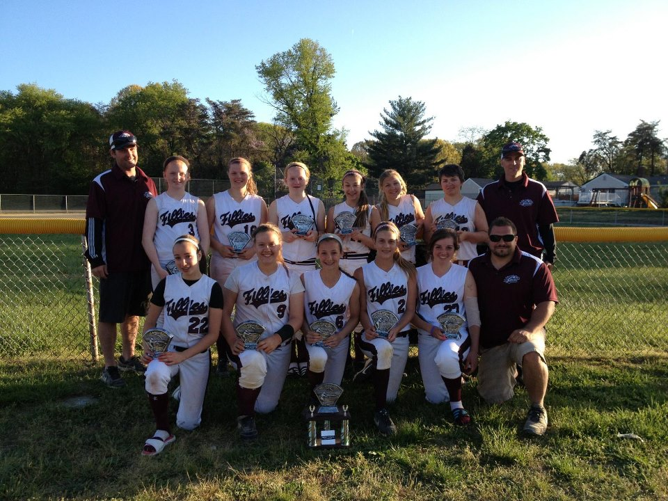 14u white 2013 2nd place