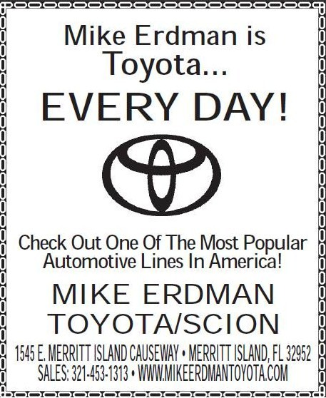 Mike Erdman Toyota