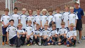 U12B Crew Cup Finalists