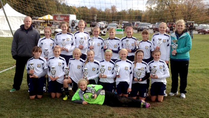 U13 Girls