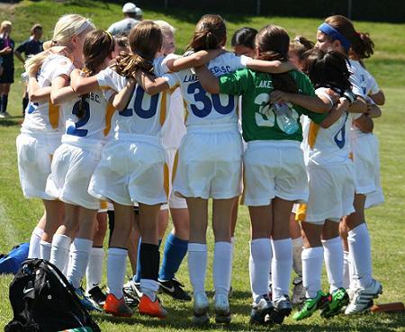 2010 Team Cheer