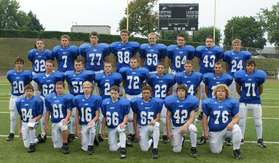 2012 Freshmen team