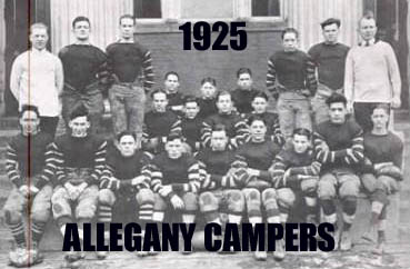 1925 Football Team