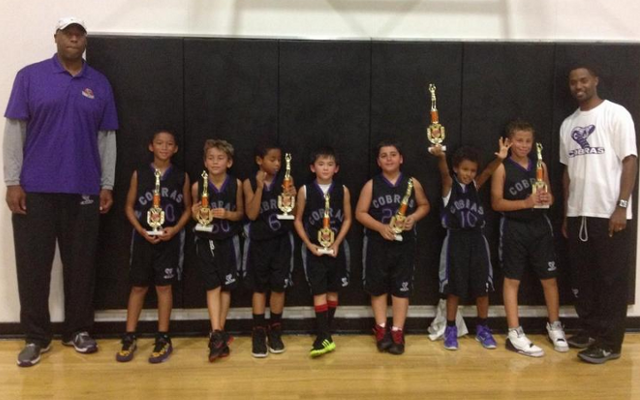 ARC 2012 FALL LEAGUE CHAMPIONS - 8U TEAM