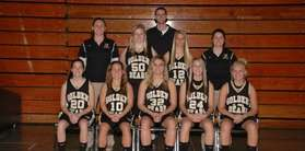 Lady Golden Bears 2012-13