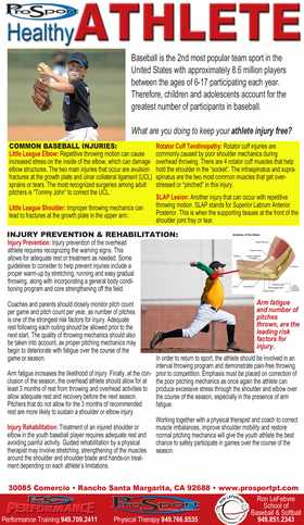 Prosport Healthy Athlete Feb 2013