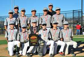 Force 2013 Champions TCS SD Classic