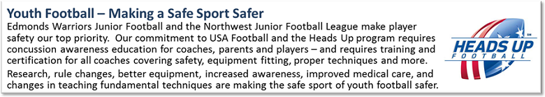 Making Youth Football Safer