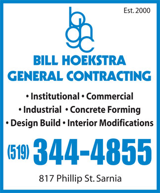 Hoekstra General Contracting