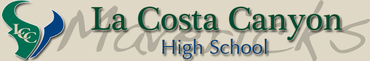 LA COSTA CANYON HIGH SCHOOL BASEBALL
