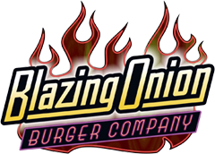Blazin' Onion Logo