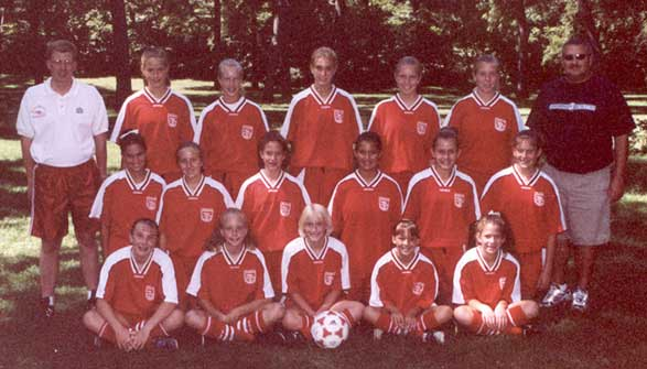 Team Picture: Fall 2001