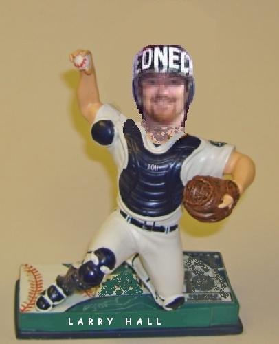 Larry Hall Bobble Head