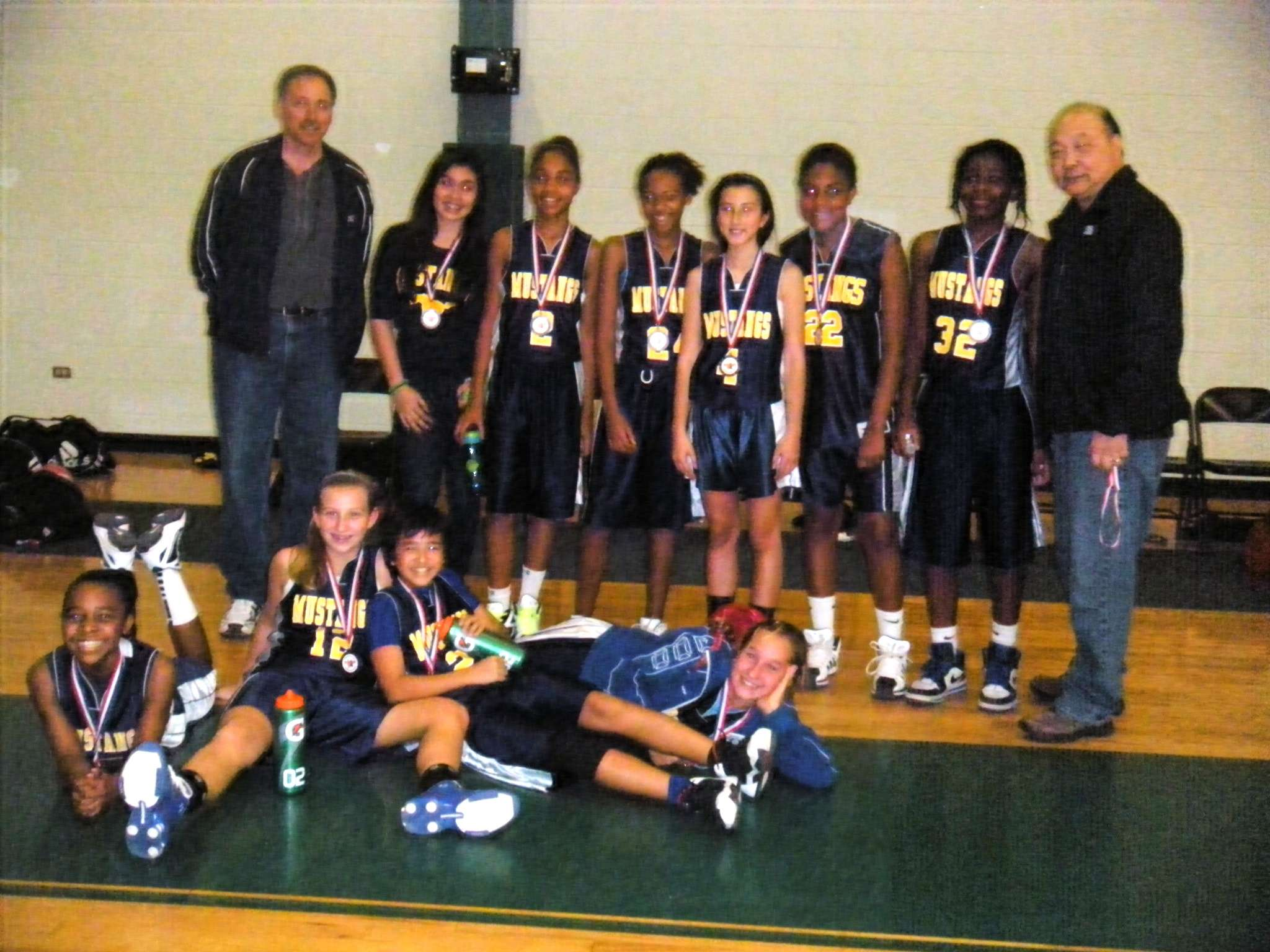 2011 Flames Thanksgiving Tournament Champions