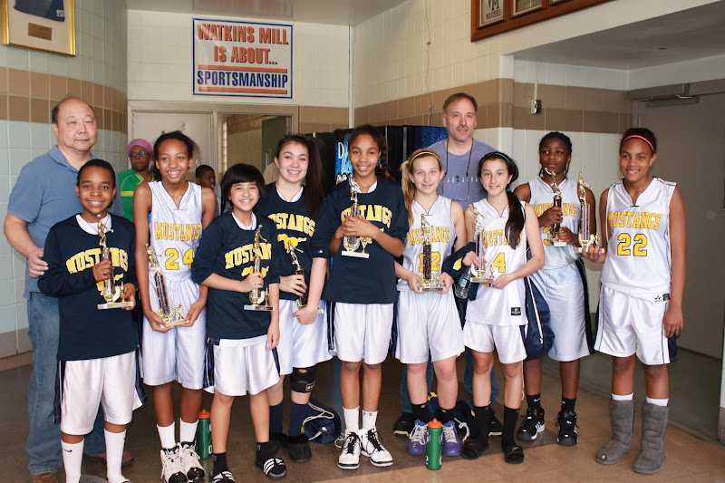 2012 MCRD Rising Stars Winter League Champions