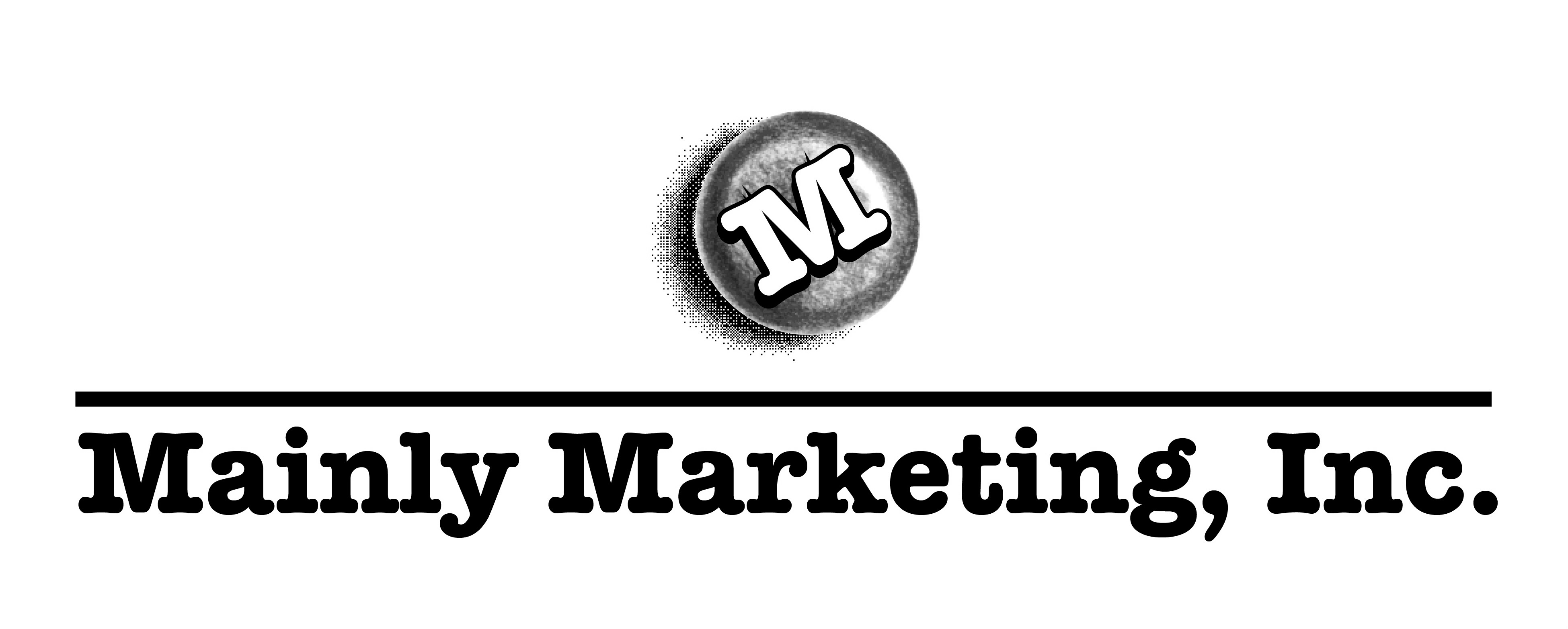 Mainly Marketing Logo