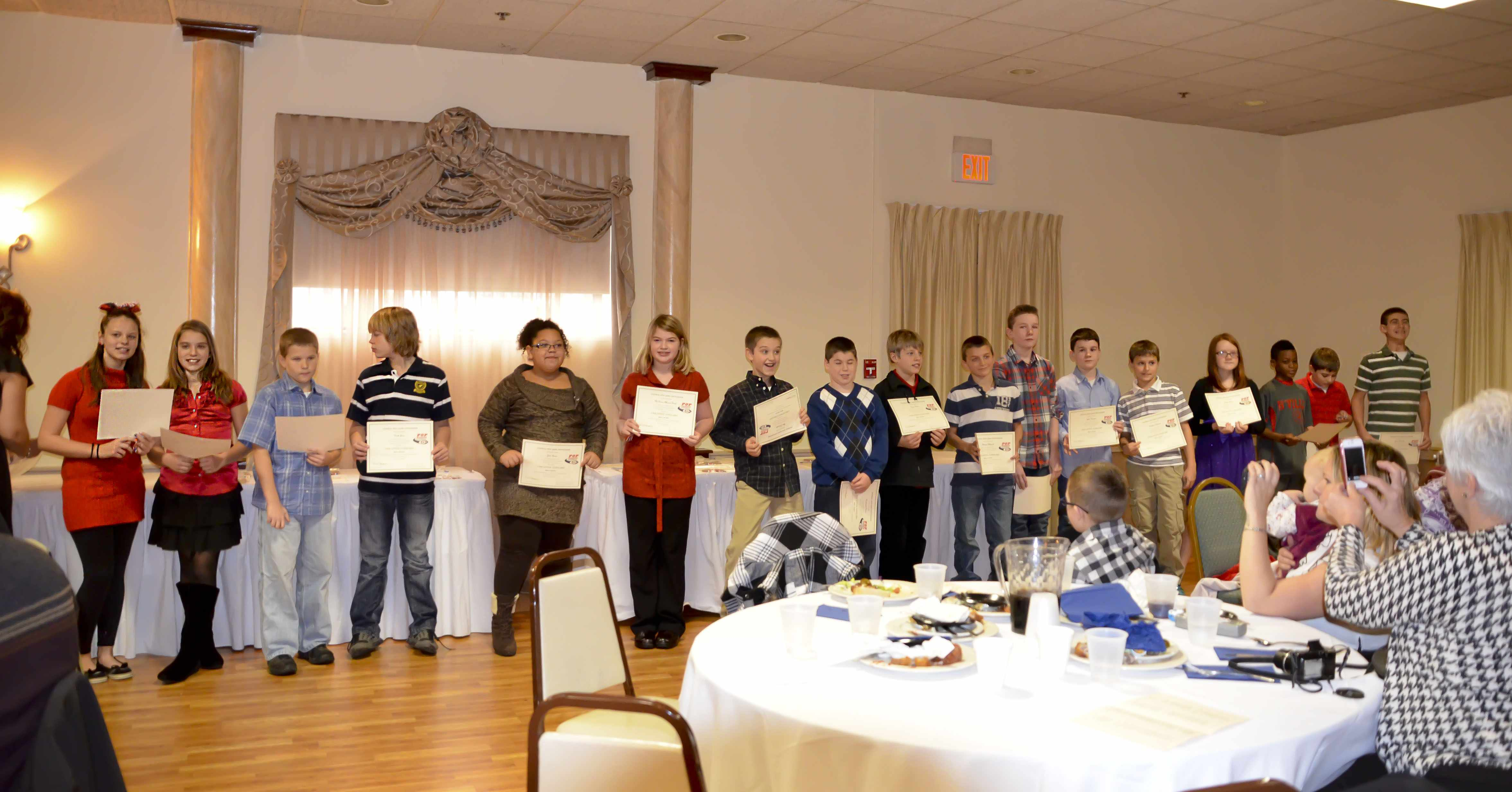 2012 Little Scholars Banquet