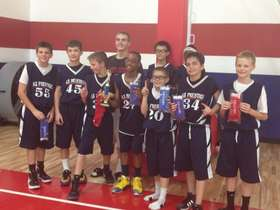 12u Victory Hoop Bash Tournament 2012