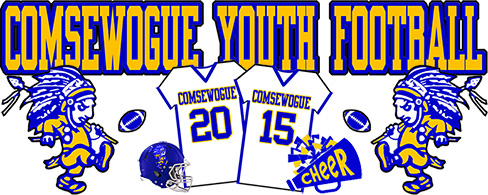 COMSEWOGUE YOUTH FOOTBALL & CHEER