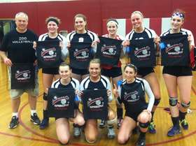 FIRST PLACE at Leavenworth Spikefest