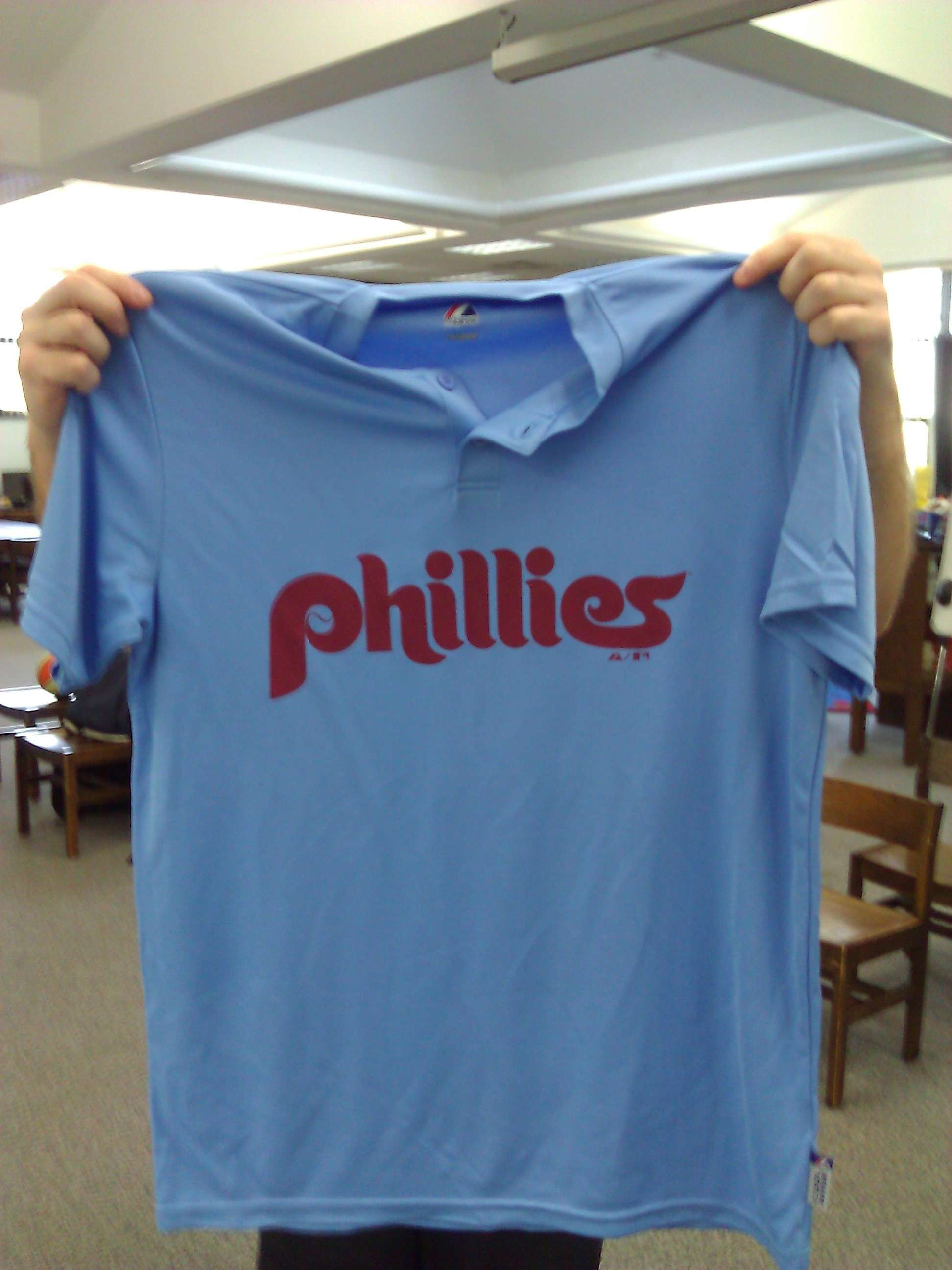Phillies Throwback Jersey