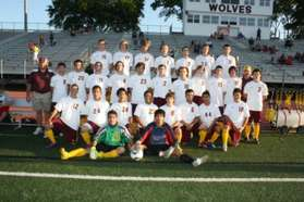 Lake Hamilton Boys Varsity Soccer 2012