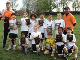 Mclean 2012 Tournament Winners