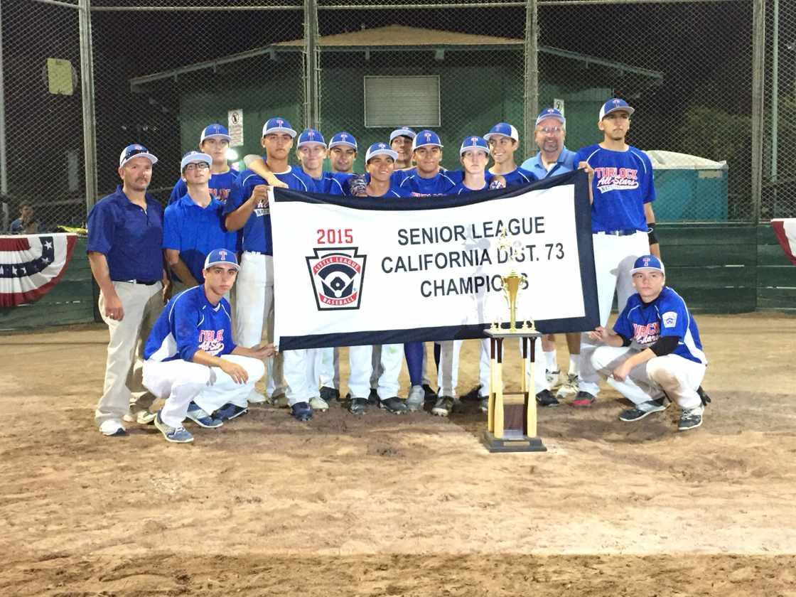 D73 Seniors Champion