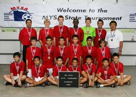 SPU U14 2012