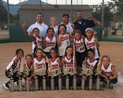 Rancho Trabuco Tournament: 8U Silver