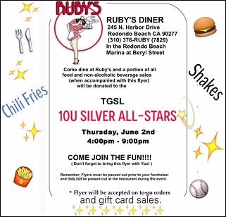 Fundraiser - Ruby's