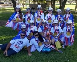 ASA State Tournament: 12U Gold