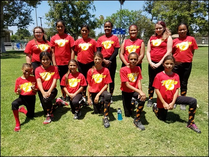 2016 Summer Team, The Flash
