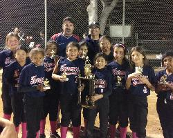 2014 Turkey Tournament: 10U Lady Outlaws