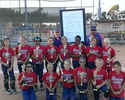 2014 Pumpkin Tournament: 10U Select