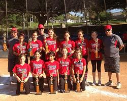 2014 Pumpkin Tournament: 12U Select