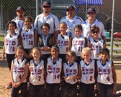 ASA District Tournament: 8U Gold