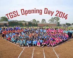 2014 Opening Day