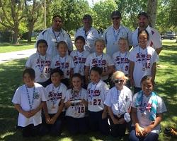 2015 ASA State Tournament: 8U Gold